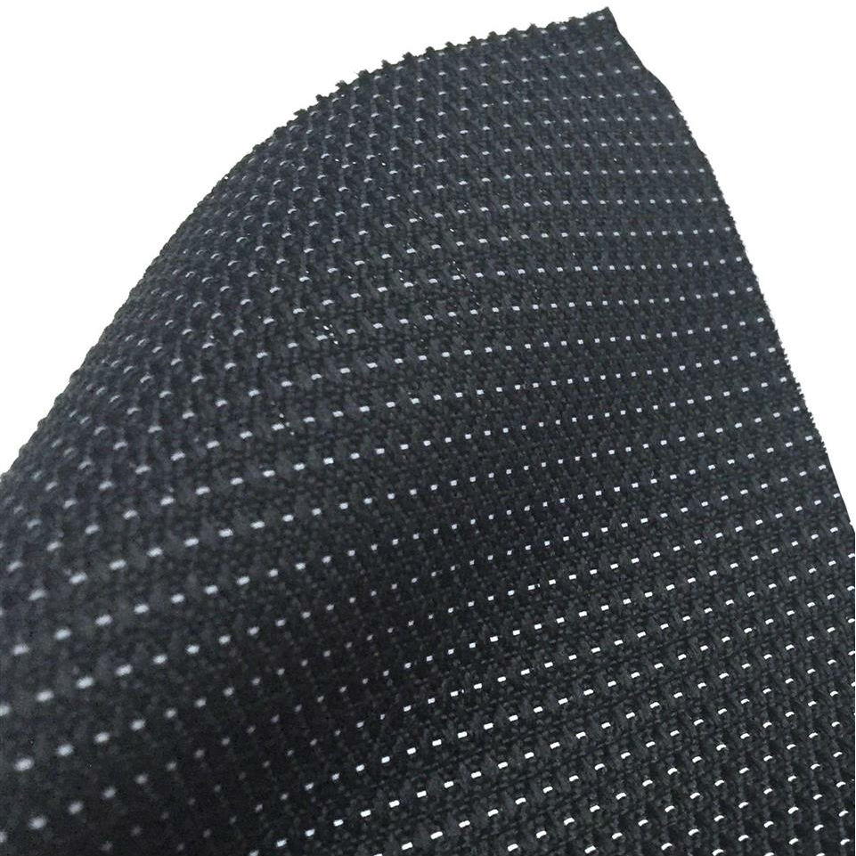Polymer Material - Retro-reflective mesh fabric