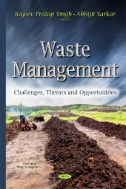 Waste Management : Challenges, Threats and Opportunities cover