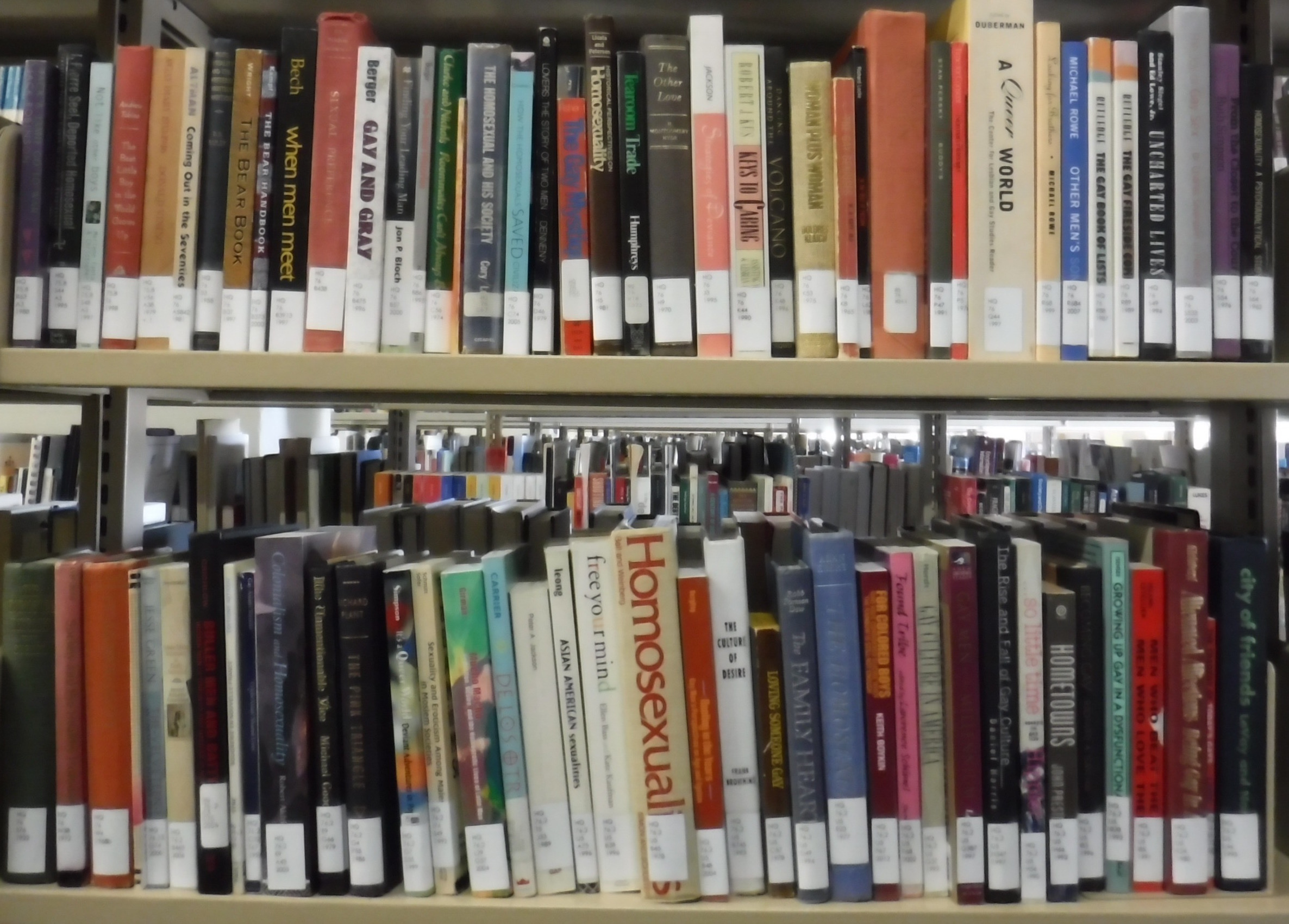 Cape Breton University Library LGBT Collection