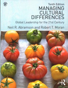 Cover art for Managing Cultural Differences