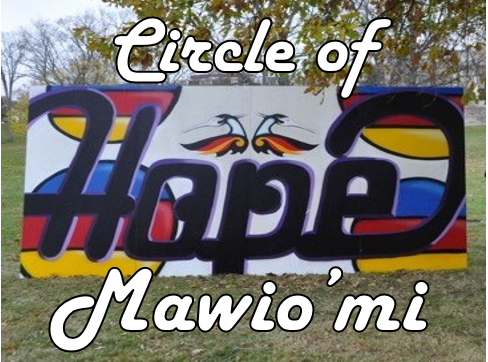 Circle of Hope Mawio'mi Logo