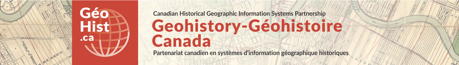 Canadian Historical Geographic Information Systems