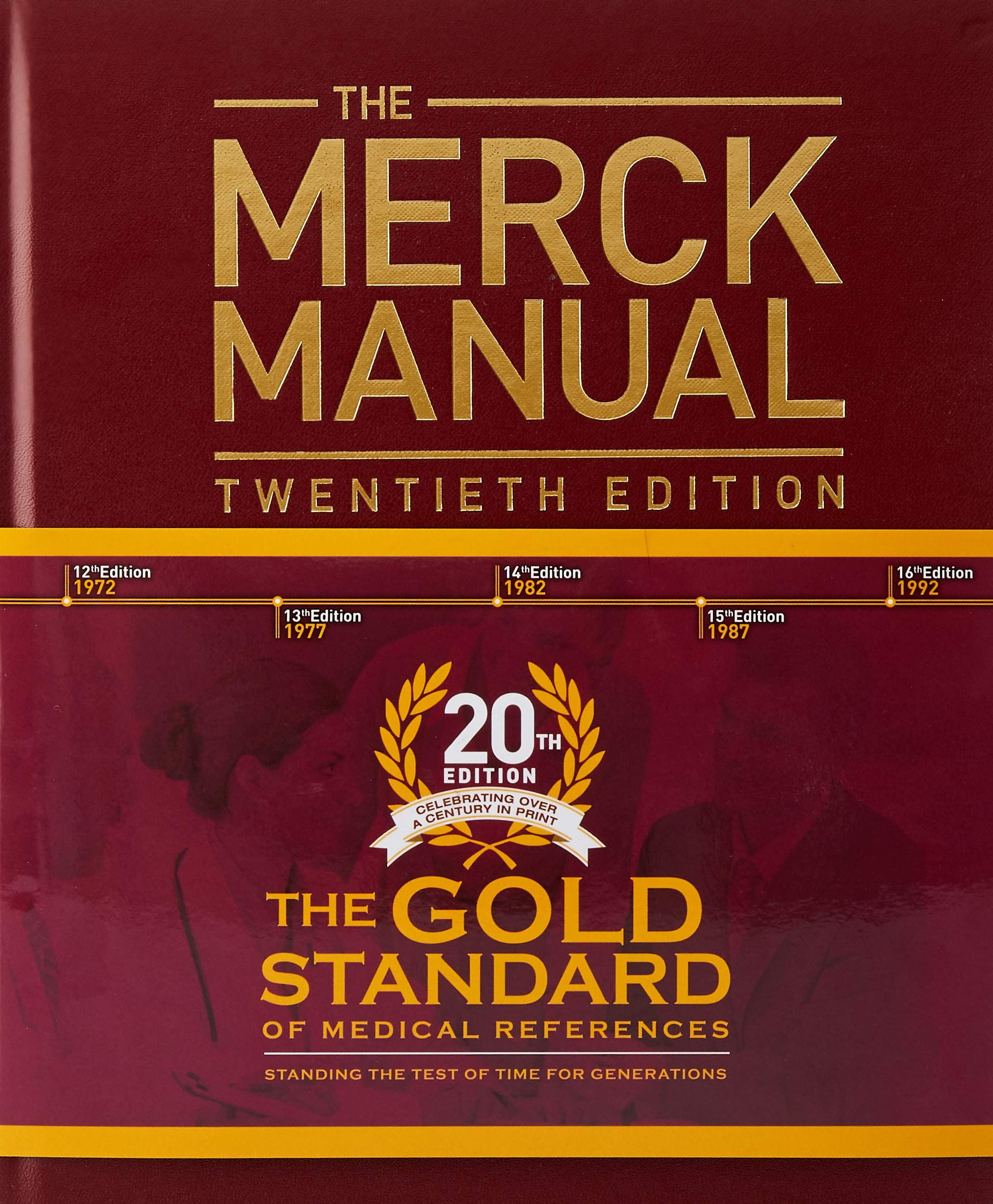 The Merck manual of diagnosis and therapy. 20th ed