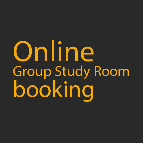 Online Group Study Room Booking