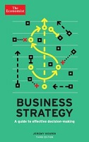 Business Strategy : A guide to effective decision-making cover image