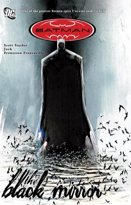 batman the black mirror scott snyder