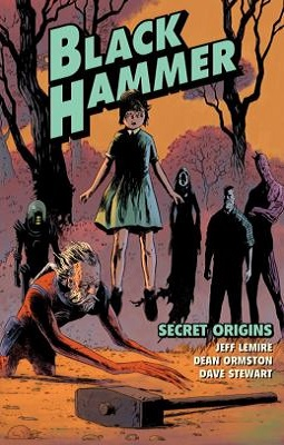 black hammer by jeff lemire