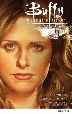 buffy freefall by joss whedon