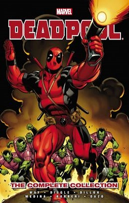 deadpool the complete collection by daniel way