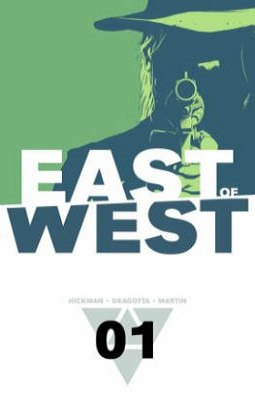 East of west, volume 1: the promise by jonathan hickman