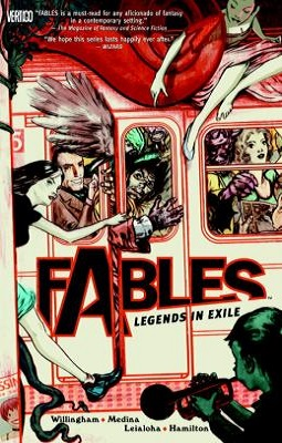 fables volume 1 by bill willingham