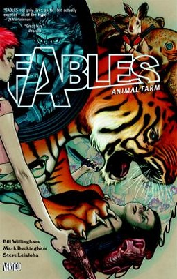fables volume 2 by bill willingham