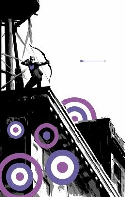 Hawkeye: my life as a weapon by matt fraction