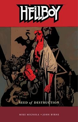 hellboy seed of destruction by mike mignola