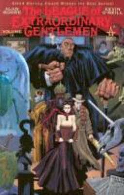 League of extraordinary gentlemen: Vol II by alan moore