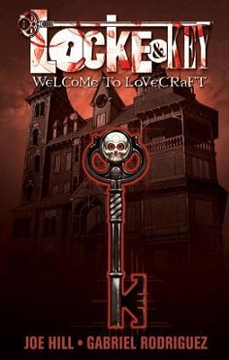 locke and key by joe hill