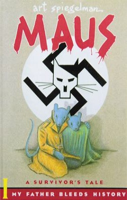 maus volume 1 by art speigelman