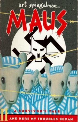 maus volume 2 by art speigelman