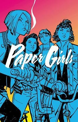 paper girls volume 1 by brian vaughn