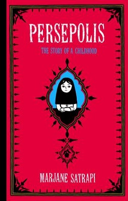 Persepolis volume one by marjane satrapi