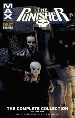 the punisher by garth ennis