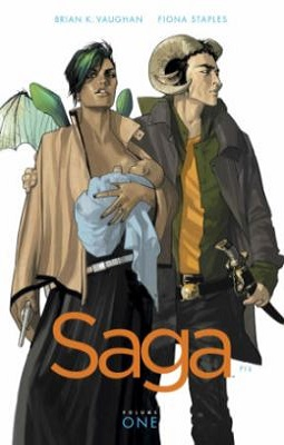 saga volume 1 by brian vaughan