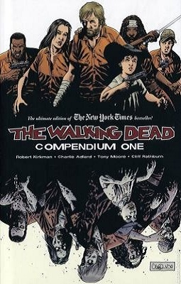 walking dead compendium by robert kirkman