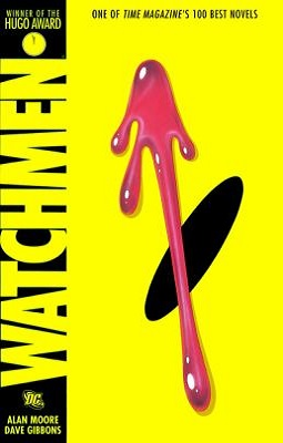 the watchmen by frank miller