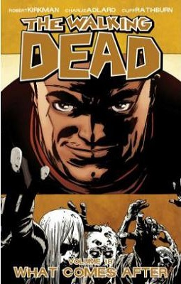 walking dead volume 18 by robert kirkman