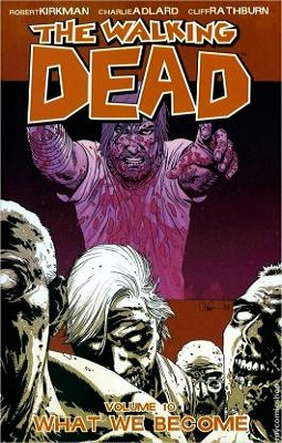 walking dead volume 10 by robert kirkman