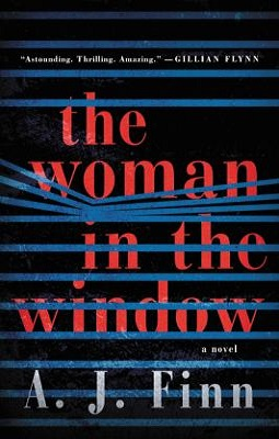 woman in the window by aj finn