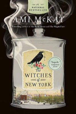witches of new york by ami mckay