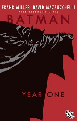 batman year one by frank miller