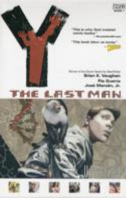 y the last man by brian vaughan