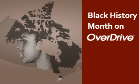 Black History Month on OverDrive