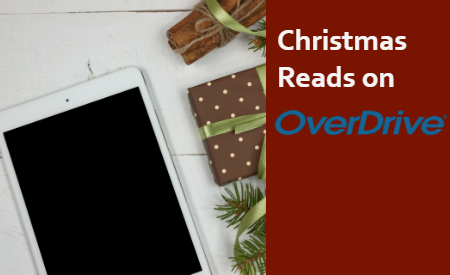 Christmas Reads on OverDrive