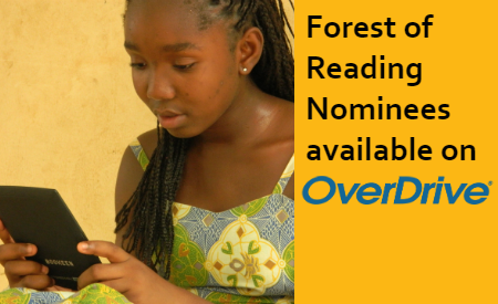 Forest of Reading Nominees on OverDrive