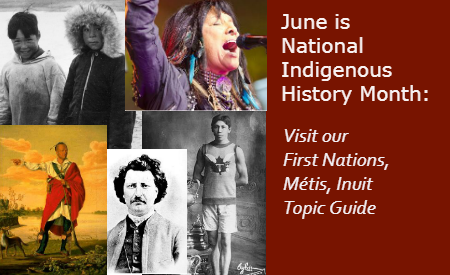 First Nations, Métis, Inuit Topic Guide