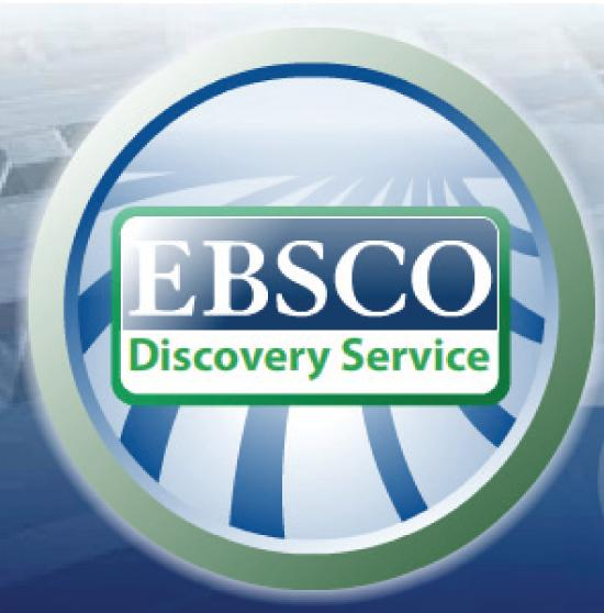 Logo for Ebsco Discovery Service