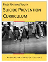 First Nations Youth Suicide Prevention Curriculum cover