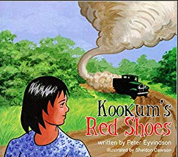 Kookum's Red Shoes cover