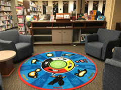 Seven Sacred Teachings Carpet