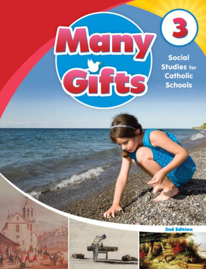 many gifts 3 cover