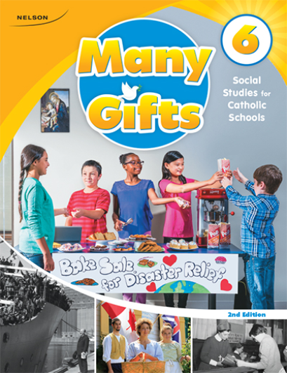 many gifts 6 cover
