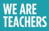 we are teachers logo