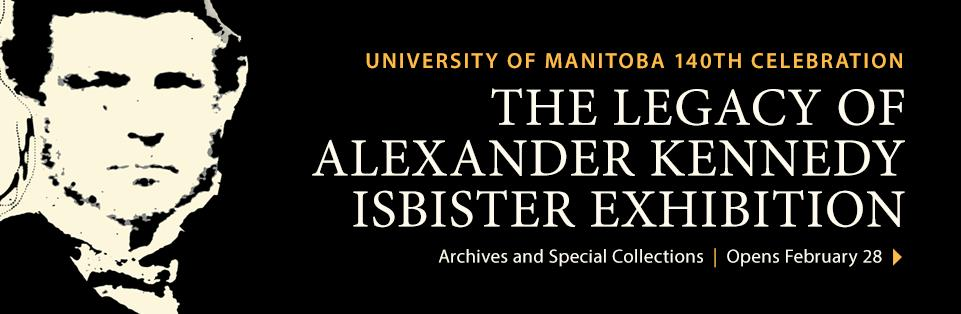 Exhibit: The Legacy of Alexander Kennedy Isbister