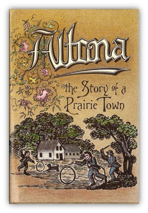 Cover of the book Altona: The Story of a Prairie