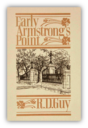 Cover page of Early Armstrong's Point