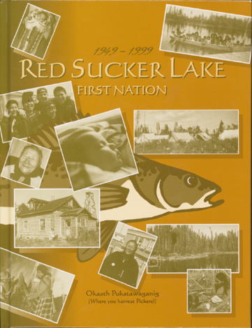 Cover of Red Sucker Lake First Nation, 1949-1999