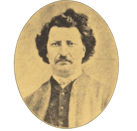 An image of Louis Riel